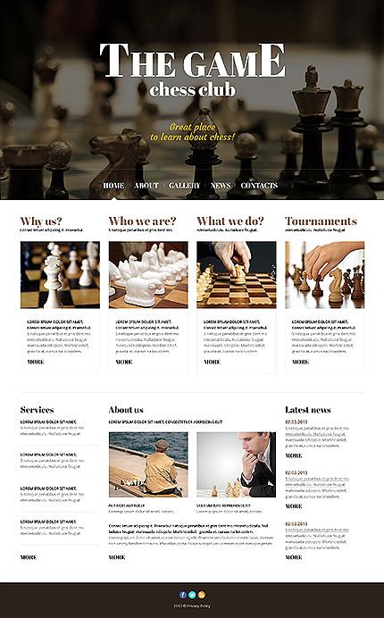 Joomla Theme/Template 47434 Main Page Screenshot