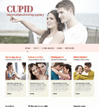 Dating Joomla  Template 47435