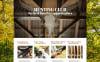 Responsivt Joomla-mall för jakt New Screenshots BIG