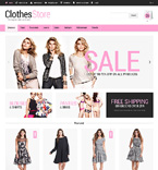 Fashion OpenCart  Template 47447