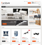 Furniture OpenCart  Template 47448