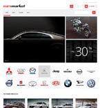 Cars PrestaShop Template 47451