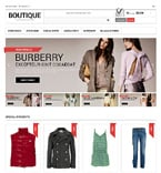Fashion Magento Template 47455