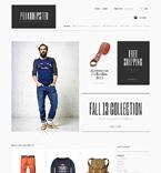 Fashion ZenCart  Template 47479