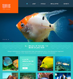 Animals & Pets Website  Template 47484