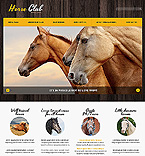 Animals & Pets Joomla  Template 47488
