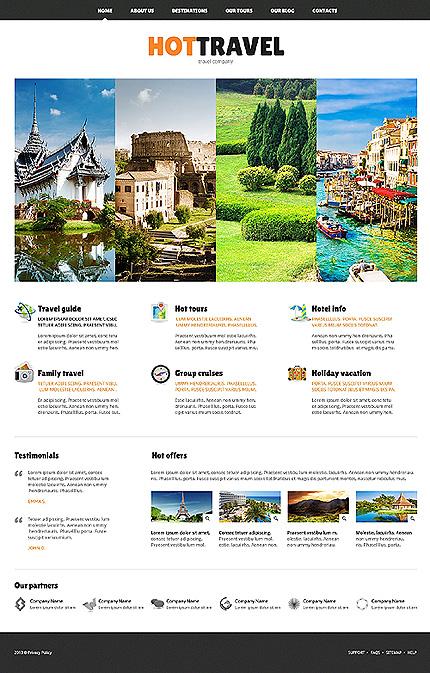 Joomla Theme/Template 47489 Main Page Screenshot
