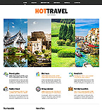 Travel Joomla  Template 47489