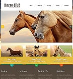 Animals & Pets Joomla  Template 47490