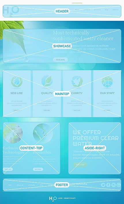 Joomla Theme/Template 47491 Main Page Screenshot