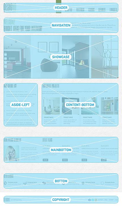 Joomla Theme/Template 47492 Main Page Screenshot
