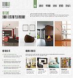 Furniture Joomla  Template 47492