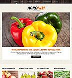 Agriculture Joomla  Template 47493