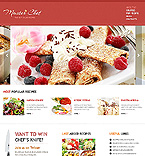 Food & Drink Joomla  Template 47495