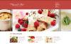 Адаптивный Joomla шаблон №47495 на тему кулинария New Screenshots BIG
