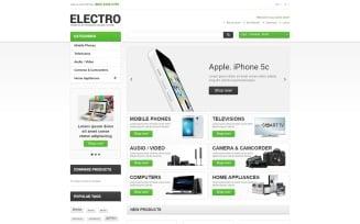 Electro Appliances Magento Theme