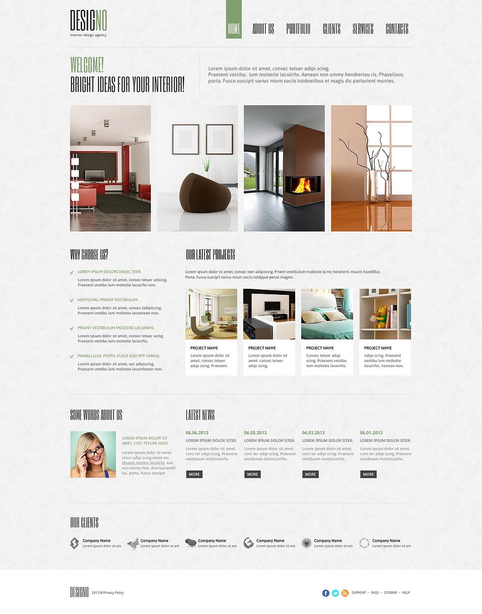 ja decor responsive joomla template interior design responsive joomla template 47492