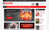 Template OpenCart  Flexível para Sites de Portal de Noticias №47446 New Screenshots BIG