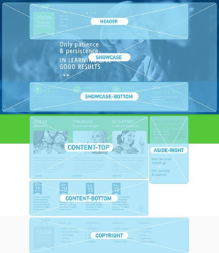 Website Template #47507