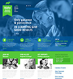 Education Joomla  Template 47507