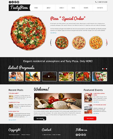 Joomla Theme/Template 47508 Main Page Screenshot