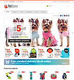 Animals & Pets WooCommerce Template 47513