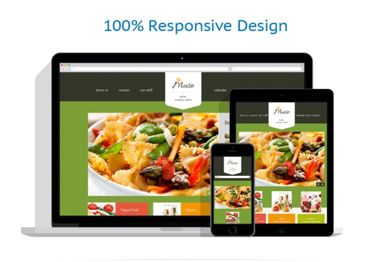 Cooking responsive wordpress theme 47529 cooking websites are terribly useful as you dont have to wrack your brain for great recipes such resources are considered to be a great visual inspiration forumfinder Images