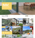 Architecture WordPress Template 47532