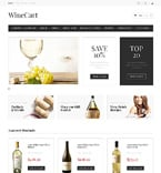 Food & Drink PrestaShop Template 47553