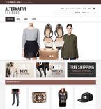 Fashion osCommerce  Template 47560
