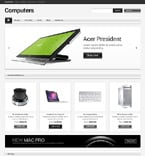 Computers WooCommerce Template 47561