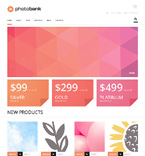 Art & Photography WooCommerce Template 47562