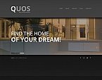 Real Estate Moto CMS HTML  Template 47578
