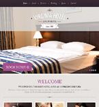 Hotels Website  Template 47599