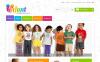 Адаптивный PrestaShop шаблон №47522 на тему новорожденные New Screenshots BIG