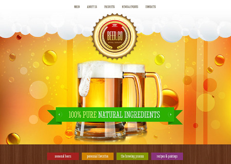 Brewery Responsive