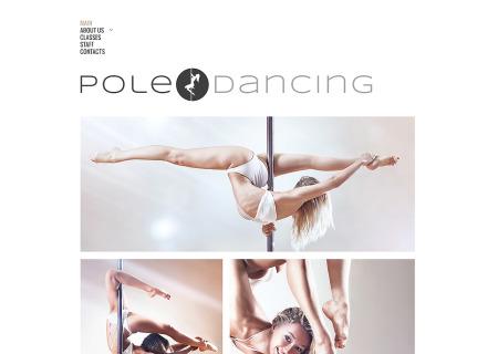 Dance Studio Responsive