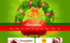 "PrestaShop шаблон ""Christmas Gift Shop"" New Screenshots BIG"