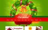 """PrestaShop Theme namens """"Shop mit Weihnachtsgeschenken """" New Screenshots BIG"""