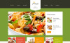 Tema WordPress Responsive #47529 per Un Sito di Cucina New Screenshots BIG