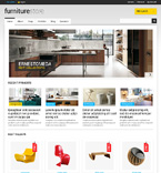 Furniture WooCommerce Template 47604