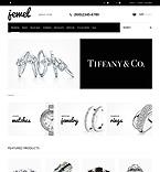 Jewelry PrestaShop Template 47606