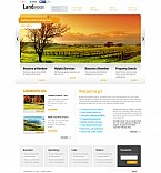 Real Estate Flash CMS  Template 47610