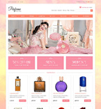 Beauty VirtueMart  Template 47634