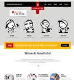 Website  Template 47642
