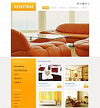 Real Estate Moto CMS HTML  Template 47651