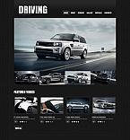 Cars Moto CMS HTML  Template 47664