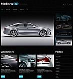 Cars Moto CMS HTML  Template 47669