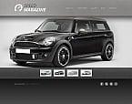 Cars Moto CMS HTML  Template 47670