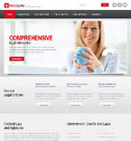 Law Website  Template 47671